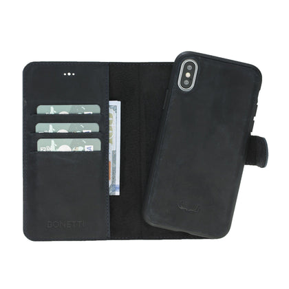 BNT Wallet  Magnet Magic for iPhone XR - Black