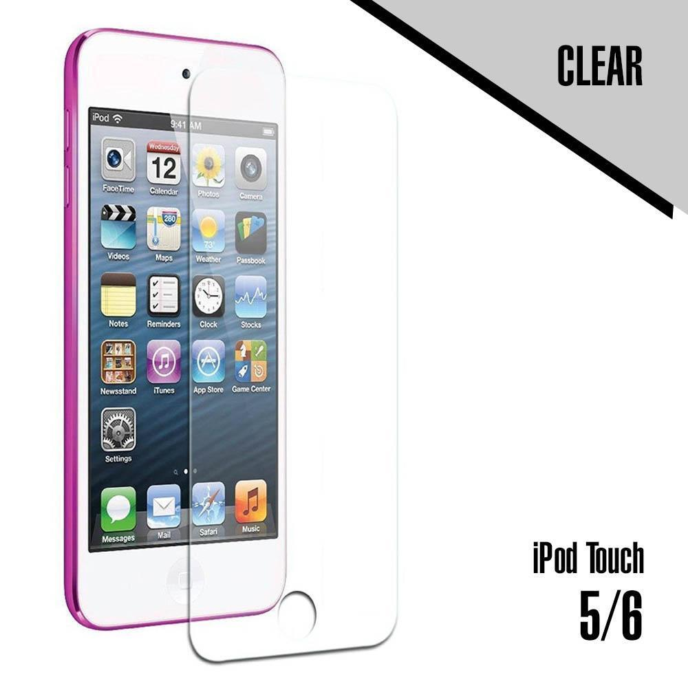 Clear Tempered Glass for iPod Touch 5 & iPod Touch 6