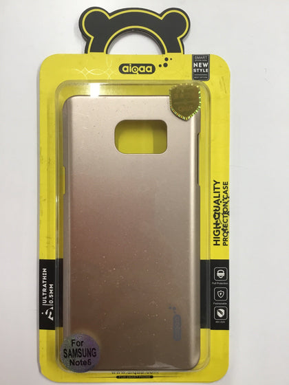 Ultrathin Case for N5 - Gold