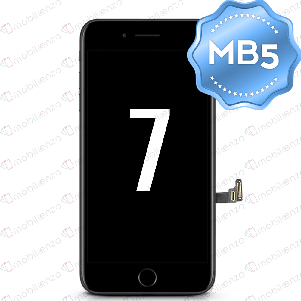 LCD Digitizer for iPhone 7 - Black (MB5 Quality)