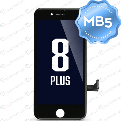 LCD Digitizer for iPhone 8 Plus - Black (MB5 Quality)