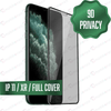 9D Privacy Tempered Glass for iPhone 11/XR