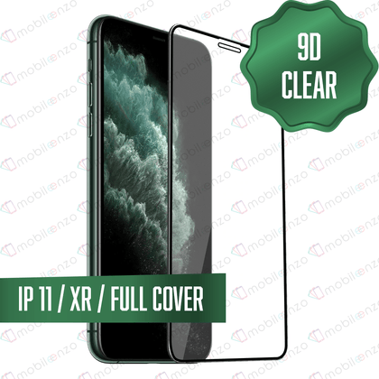 9D Tempered Glass for iPhone 11/XR
