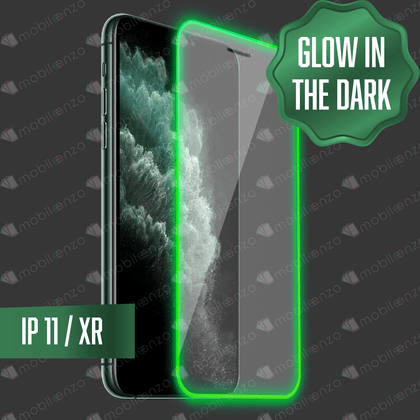 Tempered Glass for iPhone 11/XR - Glow in the Dark