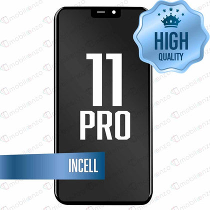 LCD Assembly for iPhone 11 Pro  (Incell Quality)