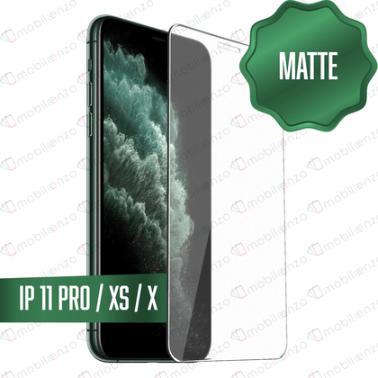 Matte Tempered Glass for iPhone 11 Pro/XS/X