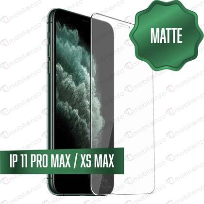 Matte Tempered Glass for iPhone 11 Pro Max/XS Max