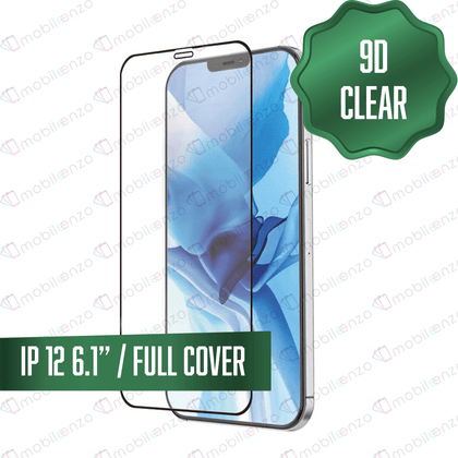9D Tempered Glass for iPhone 12 / 12 Pro (6.1