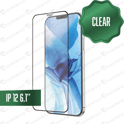 Clear Tempered Glass for iPhone 12 / 12 Pro (6.1