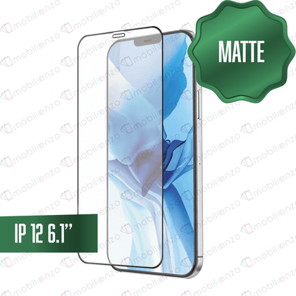 Matte Tempered Glass for iPhone 12 / 12 Pro (6.1