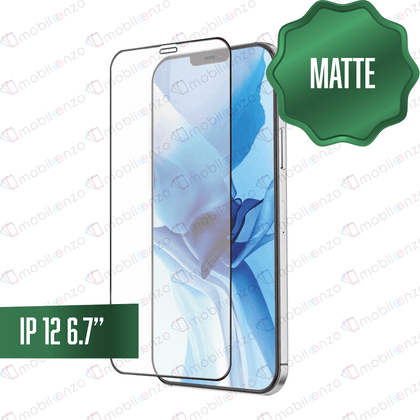 Matte Tempered Glass for iPhone 12 Pro Max (6.7