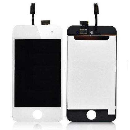 LCD for iPod Touch - White (4th Generation) case