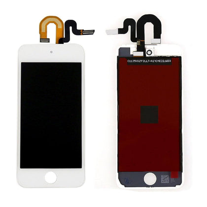 LCD for iPod Touch - White (5th Generation) case