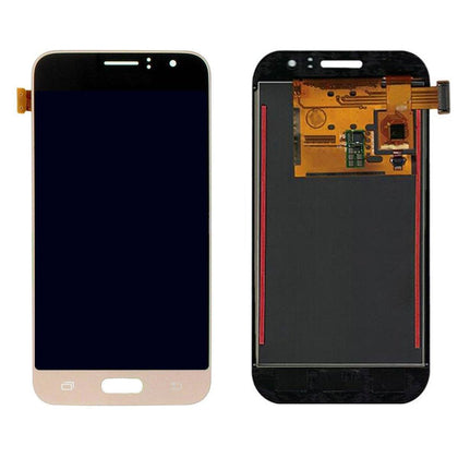 LCD for Samsung J1 ACE - Gold case