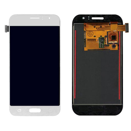 LCD for Samsung J1 ACE - White case