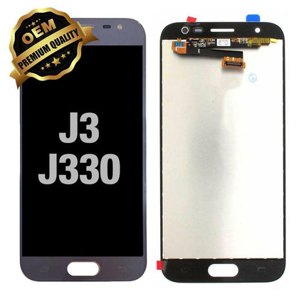 LCD Assembly for Samsung Galaxy J3 (J330 / 2017) - Light Blue