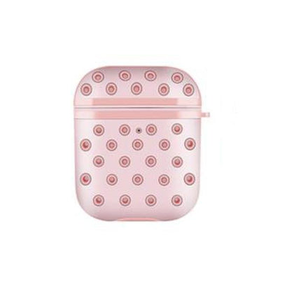Air Silicone Case for Airpod - Light Pink & Pink