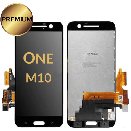 LCD Assembly for  HTC One M10 - Black