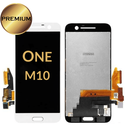 LCD Assembly for  HTC One M10 - White