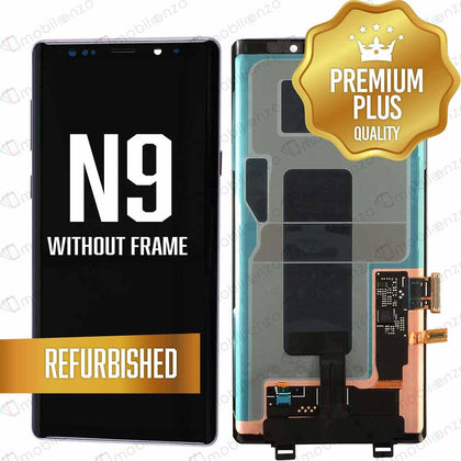 LCD for Samsung Galaxy Note 9 Without Frame (N960) (Premium) - Black