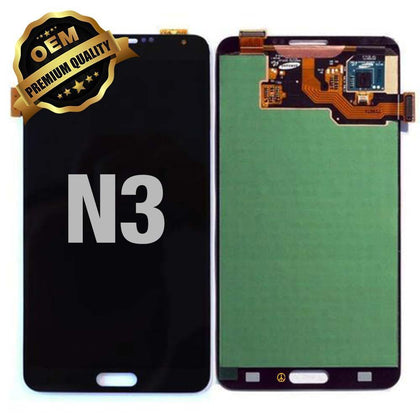 LCD Assembly for GALAXY NOTE 3 (Premium) - Black | MobilEnzo