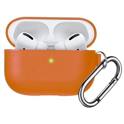 Premium Silicone Case for Apple Airpods Pro - Orange