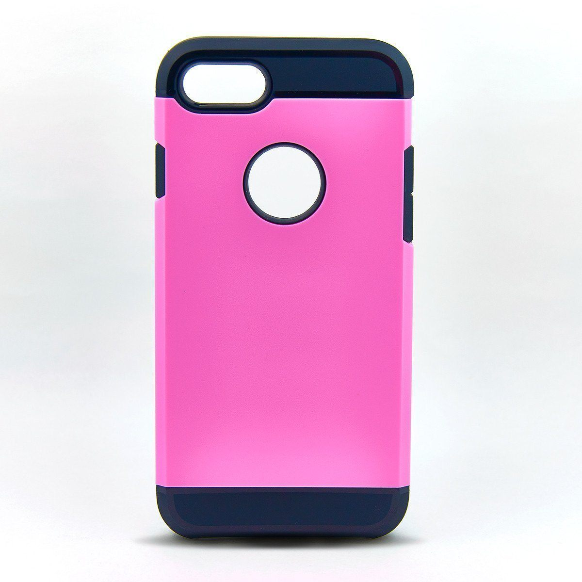 Color Case for iPhone 6 Plus - Pink
