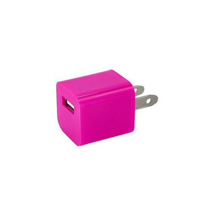 Wall Charger - Hot Pink