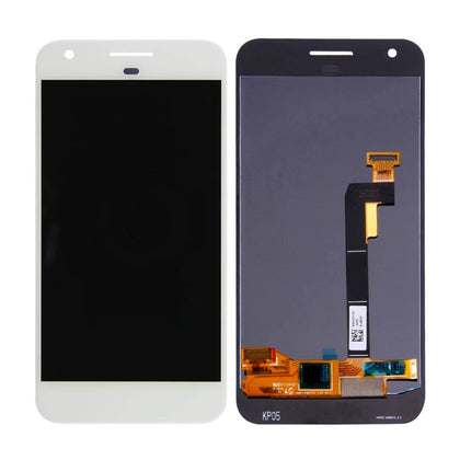LCD Assembly for Google Pixel XL - White | MobilEnzo