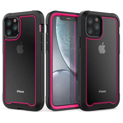 2 in 1 Sport Case for iPhone 11 Pro - Pink