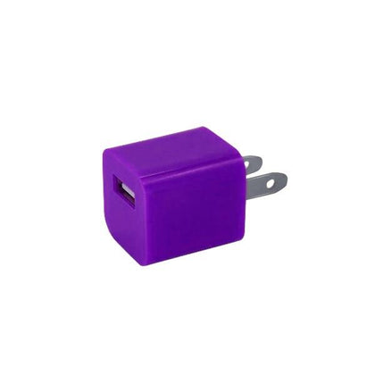 Wall Charger - Purple