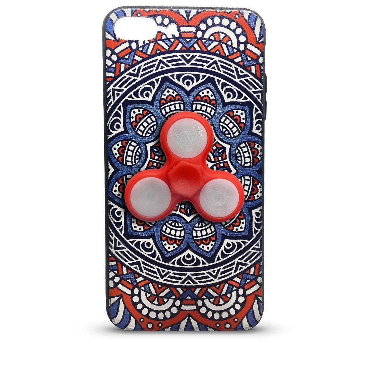 Fidget Case for iPhone 6 - Red