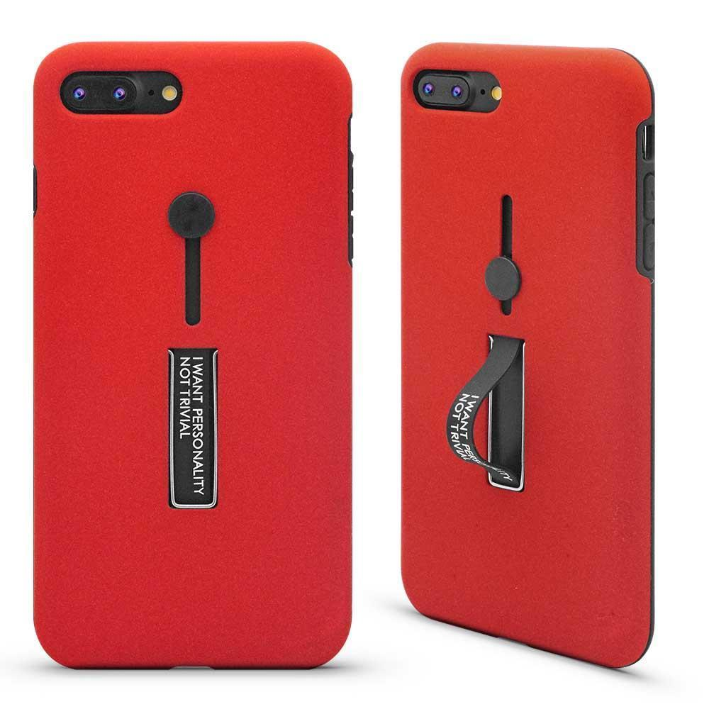 String Case for iPhone 7 - Red