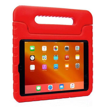 Handle Case (Carry) Case for iPad AIR 1/Air 2/ 9.7/iPad 5 (2017)/iPad 6(2018) - Red