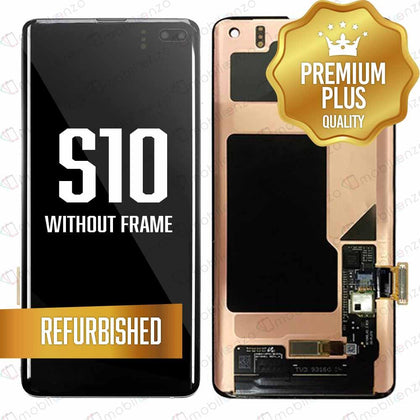 LCD for Samsung Galaxy S10 No Frame - Black