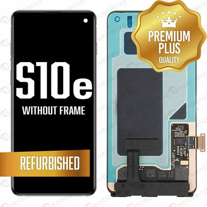LCD Assembly Without Frame for GALAXY S10 E (G970) (Premium) - (Black)