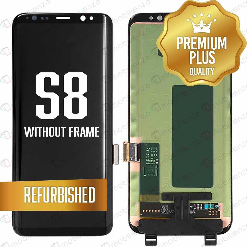 LCD Assembly Without Frame for GALAXY S8 (G950) (Premium) - Black