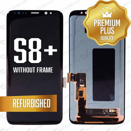 LCD Assembly Without Frame for GALAXY S8 PLUS (G955) (Premium) - (Black)