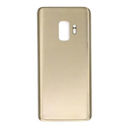 Back Cover Glass for Samsung Galaxy S9 - Gold