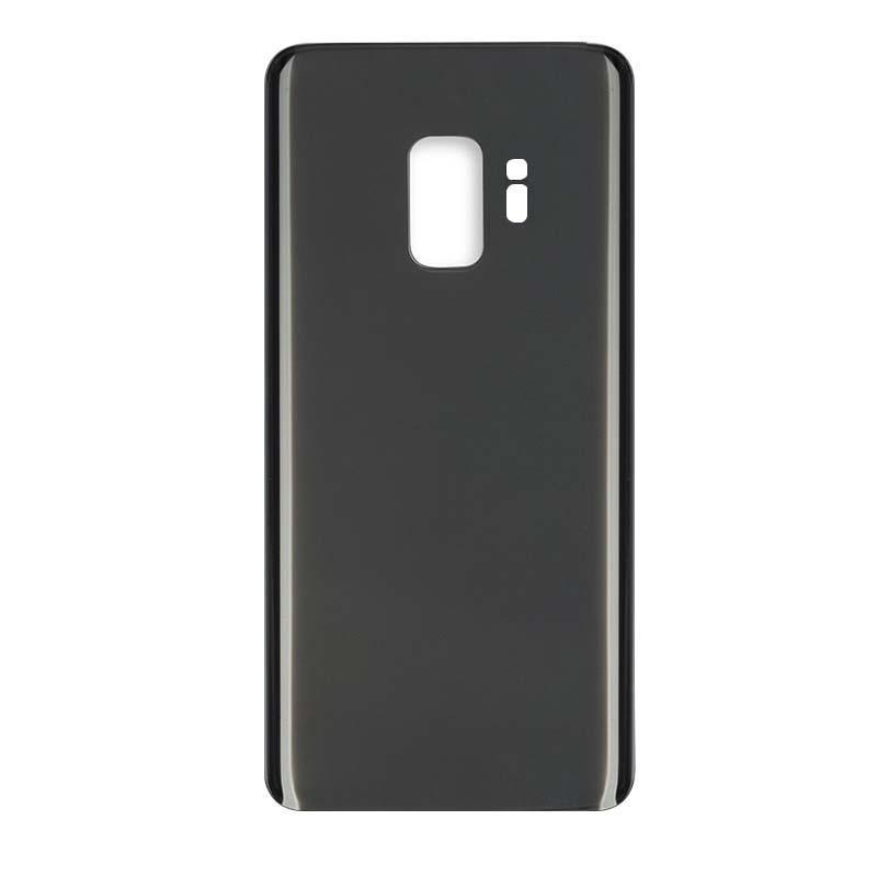 Back Cover Glass for Samsung Galaxy S9 - Grey