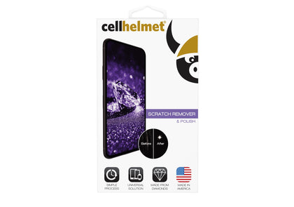 CellHelmet Scratch Remover