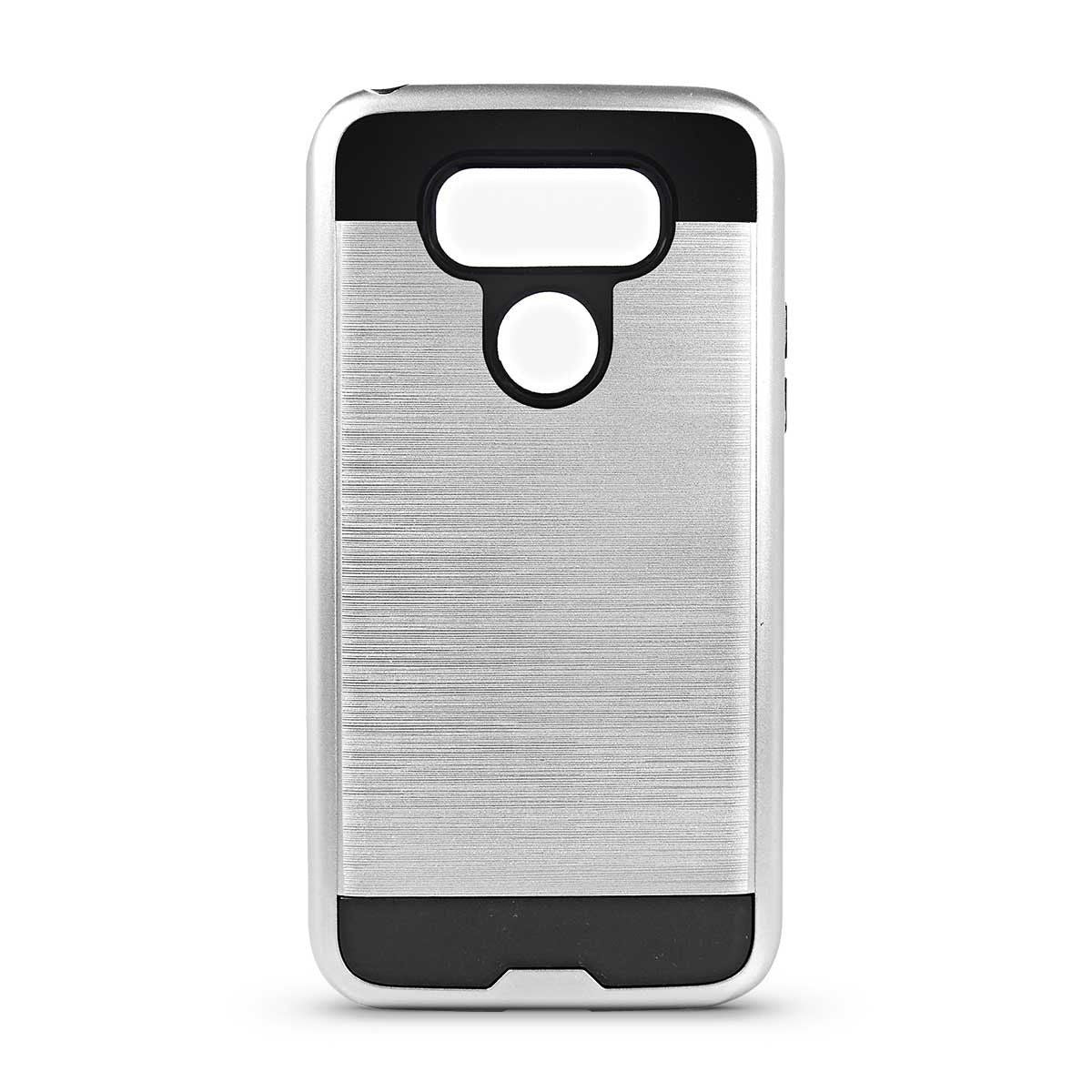 MD Hard Case for LG G6 - Silver
