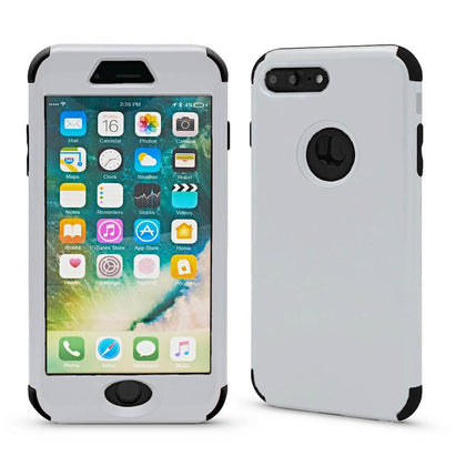 3N1 Plain Case for iPhone 6 - Silver