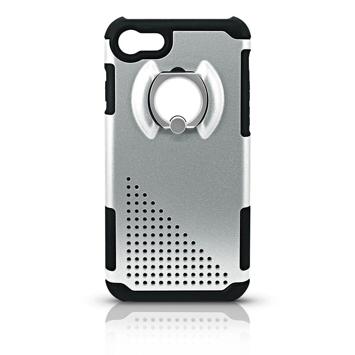 Dot Ring Case for i6p - Silver