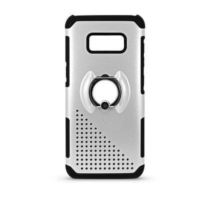 Dot Ring Case for S8 - Silver