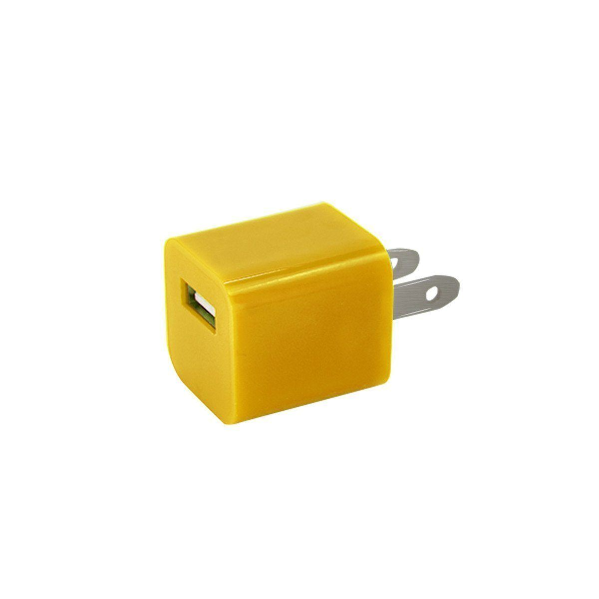 Wall Charger - Yellow