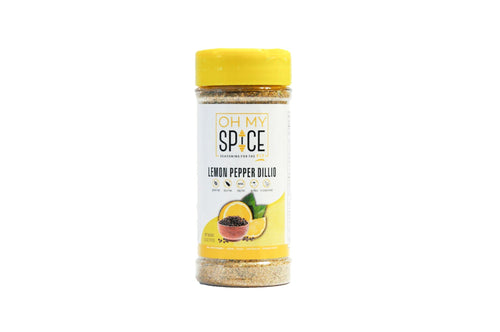 Lemon Pepper Dillio (5 Ounce)