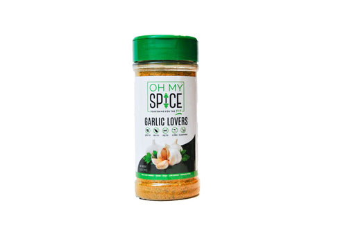 Garlic Lovers Spice (5 Ounce)
