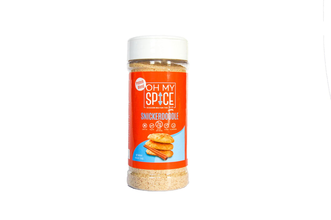 Snickerdoodle Protein Blend (5 Ounce)