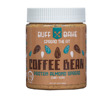 Coffee Bean Almond Butter